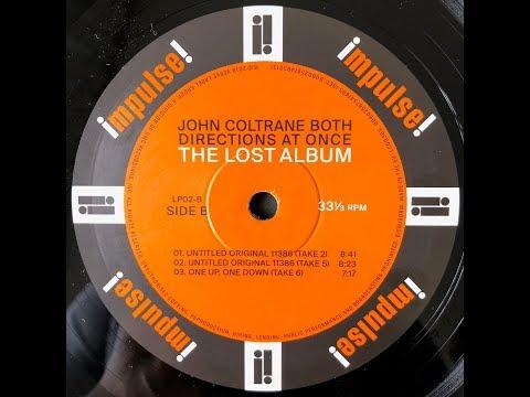 The Lost Album / John Coltrane Trio / 02B