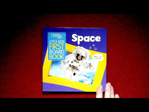 """Space"": Little Kids First Board Book: text by Ruth A. Musgrave and Read by Nita"