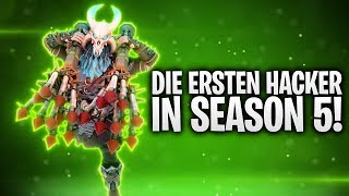 DIE ERSTEN HACKER IN SEASON 5! 🔥 | Fortnite: Battle Royale