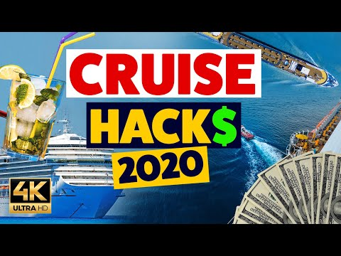 Cruise Hacks 2020