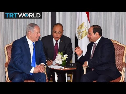 Is there a secret alliance between Egypt and Israel?