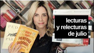LECTURAS Y RELECTURAS DE JULIO // ELdV