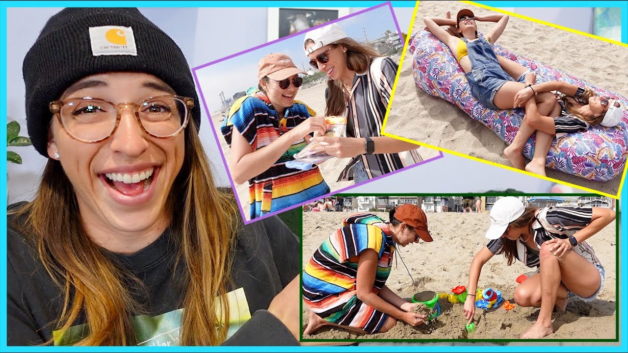 Testing Beach Products!