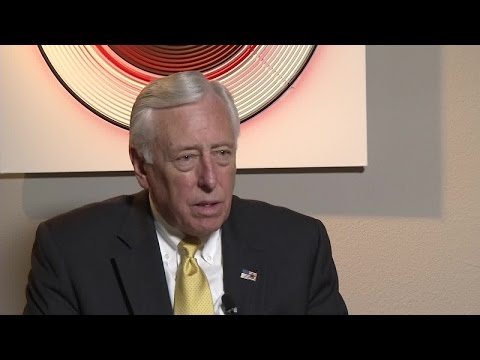 Jon Ralston full interview with House Minority Whip Steny Hoyer