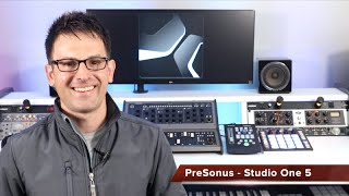 Studio One 5 Features and Updates PreSonus - Inside Wire