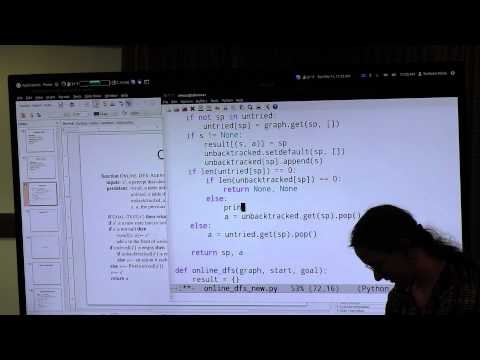 Lecture 6: Online Search Algorithms