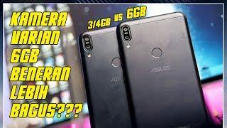Asus Zenfone Max Pro M1 6GB vs 4GB Camera Comparison Indonesia