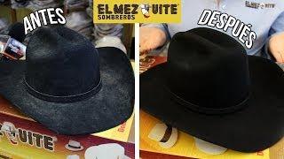Restauración de Sombreros de El Mezquite en Hermosillo