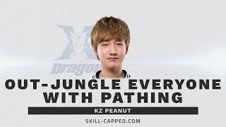 Dominate Every Early Game with Peanut's Pathing