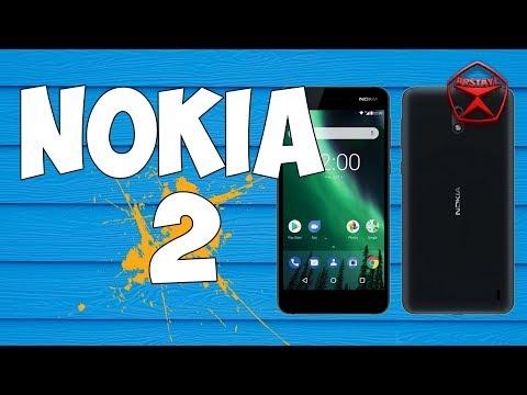 Дешевая Nokia 2. Разбить нельзя помиловать. Обзор, вывод / от Арстайл /