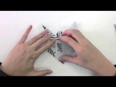 origami zebra youtube