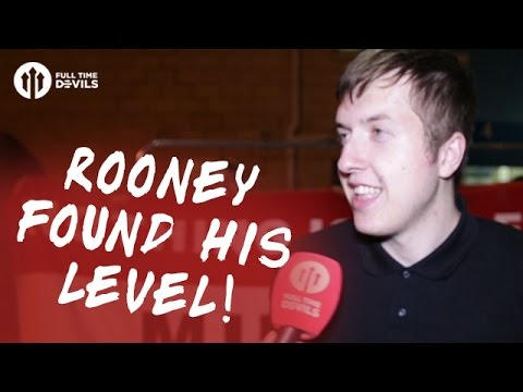Rooney Found His Level! Northampton Town 1-3 Manchester United | FANCAM