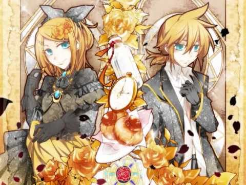 [Kagamine Rin, Len APPEND] Story of Evil [Vocaloid Cover]