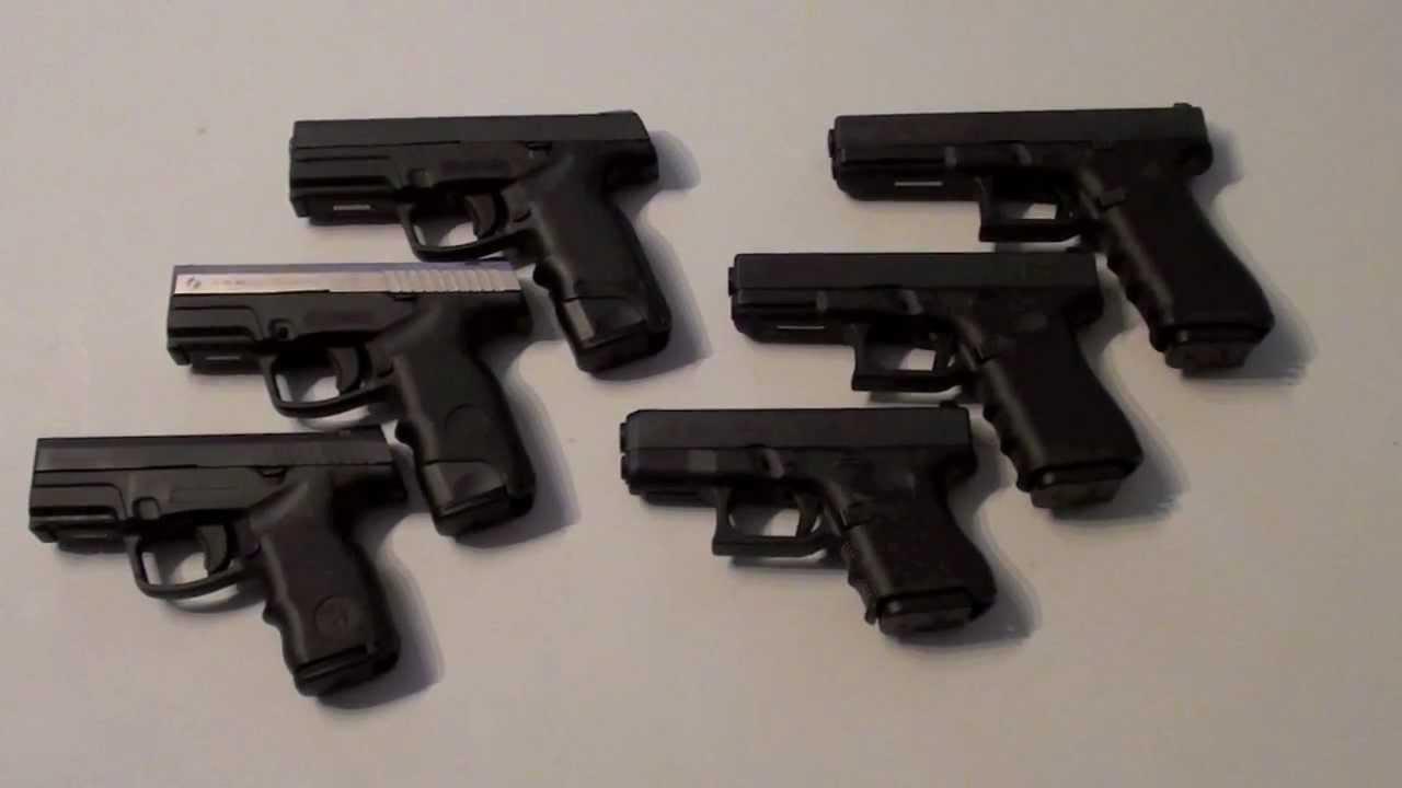 Steyr C9A1 vs Glock 19 gen4 review - The AK Files Forums