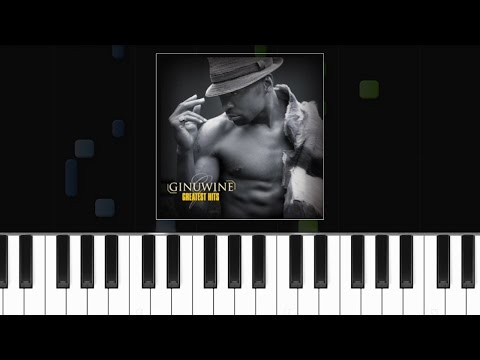 Ginuwine  Pony Magic Mike 2 Piano Tutorial  Chords  How To Play