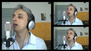 How to Sing a cover of Twist and Shout Beatles Vocal Harmony Tutorial Lesson