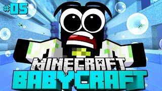 DER SCHWIMMUNTERRICHT?! - Minecraft Babycraft #05 [Deutsch/HD]