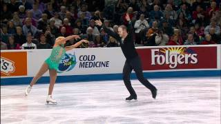 2012 U.S. Pairs Champions - Caydee Denney & John Coughlin