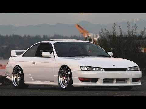 James's S14 Nissan Silvia K's