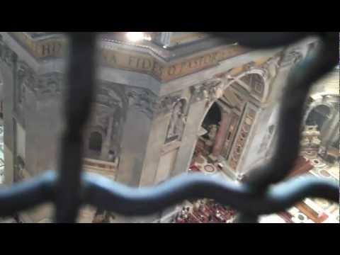 Inside St. Peter