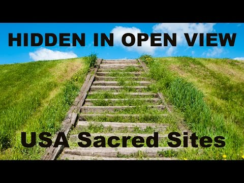 USA Sacred Sites - Hidden in Open View