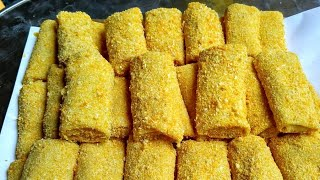 Kiat Sukses Membuat Rissoles Rogut Ayam yang Lecker Rissoles ala Hotel Bintang Lima