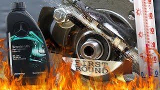 Mercedes-Benz AMG 0W40 229.5 Jak skutecznie olej chroni silnik? 100°C