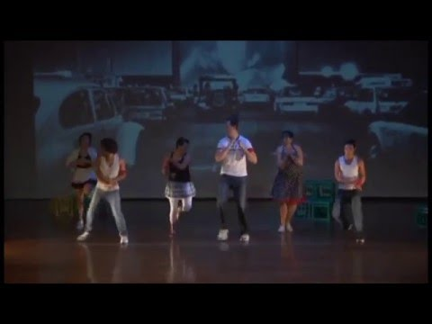 Paradise by the dashboard light - Jive performance