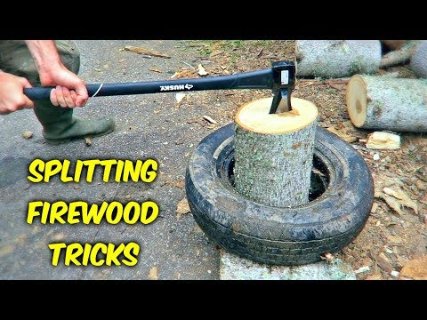Thumbnail: You will Never Split Wood the Same!