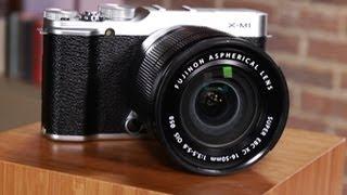 Fujifilm X-M1 hands-on