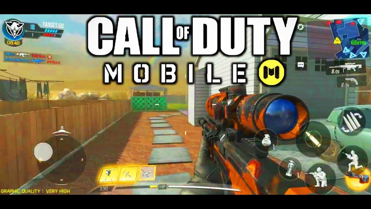 Call Of Duty Mobile Youtube Thumbnail Hacko Online Trendingdiscounts