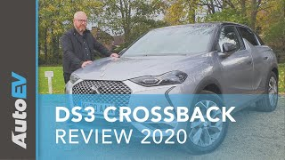 DS 3 Crossback E Tense - Full road test review