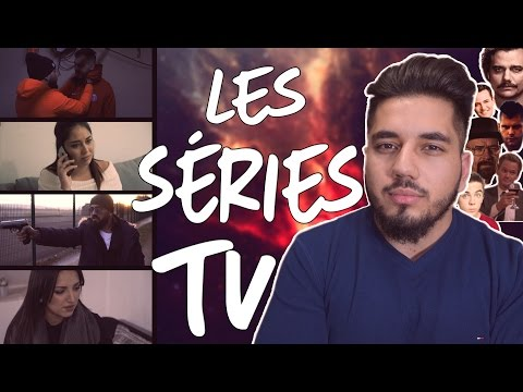 LES SÉRIES TV