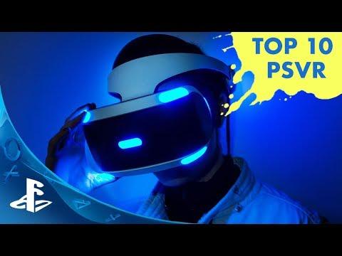 Top 10 PSVR Games Since June 2017 | Best PlayStation VR Games