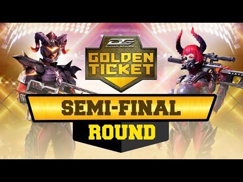 Dunia Games Golden Ticket A1: Semi Final Upper Bracket