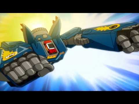 Efsane Çizgifilmler : Megas XLR from YouTube · Duration:  46 seconds