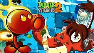 ✔️TRÙM CUỐI BĂNG GIÁ@@ Đánh Bại Voi MaMut Khổng Lồ | Plants Vs Zombies 2 | Hoa Quả Nổi Giận 2