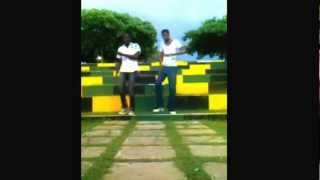 aidonia one more gal routine and new dance move by (street team dancers)