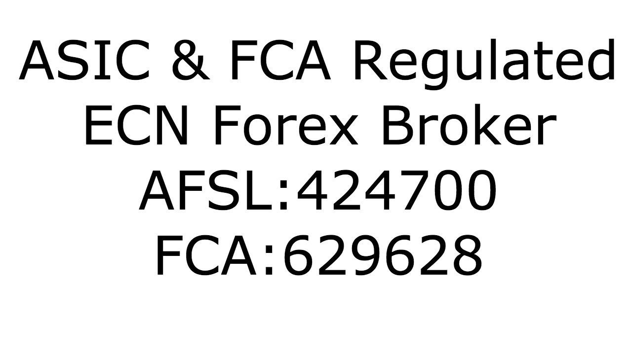 Sec regulated forex brokers