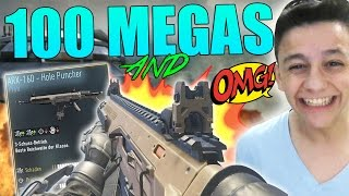 100 MEGAS Y HOLE PUNCHER | Ampeterby7