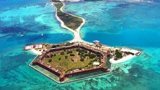 Florida Travel: Remote Island Camping in the Keys at Dry Tortugas