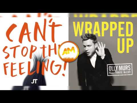 Justin Timberlake Vs Olly Murs - Wrapped up in...