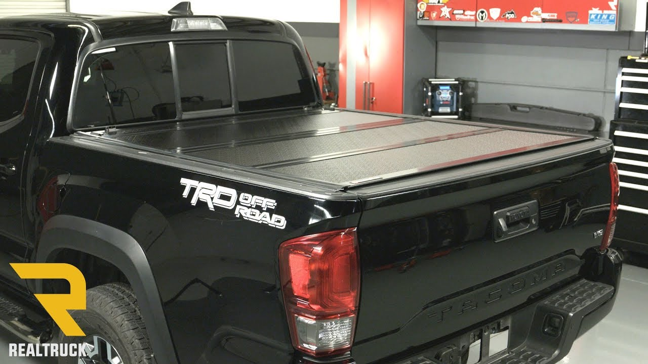 Bakflip F1 Tonneau Cover Fast Facts On A Toyota Tacoma Youtube
