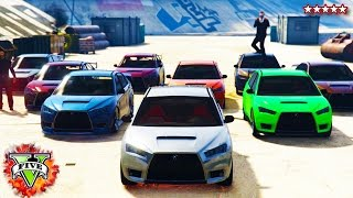 GTA 5 PC: NEW PC Custom RACE OPEN LOBBY!!! - CRAZY FAST RACES & STUNTS (GTA 5 PC Funny Moments)
