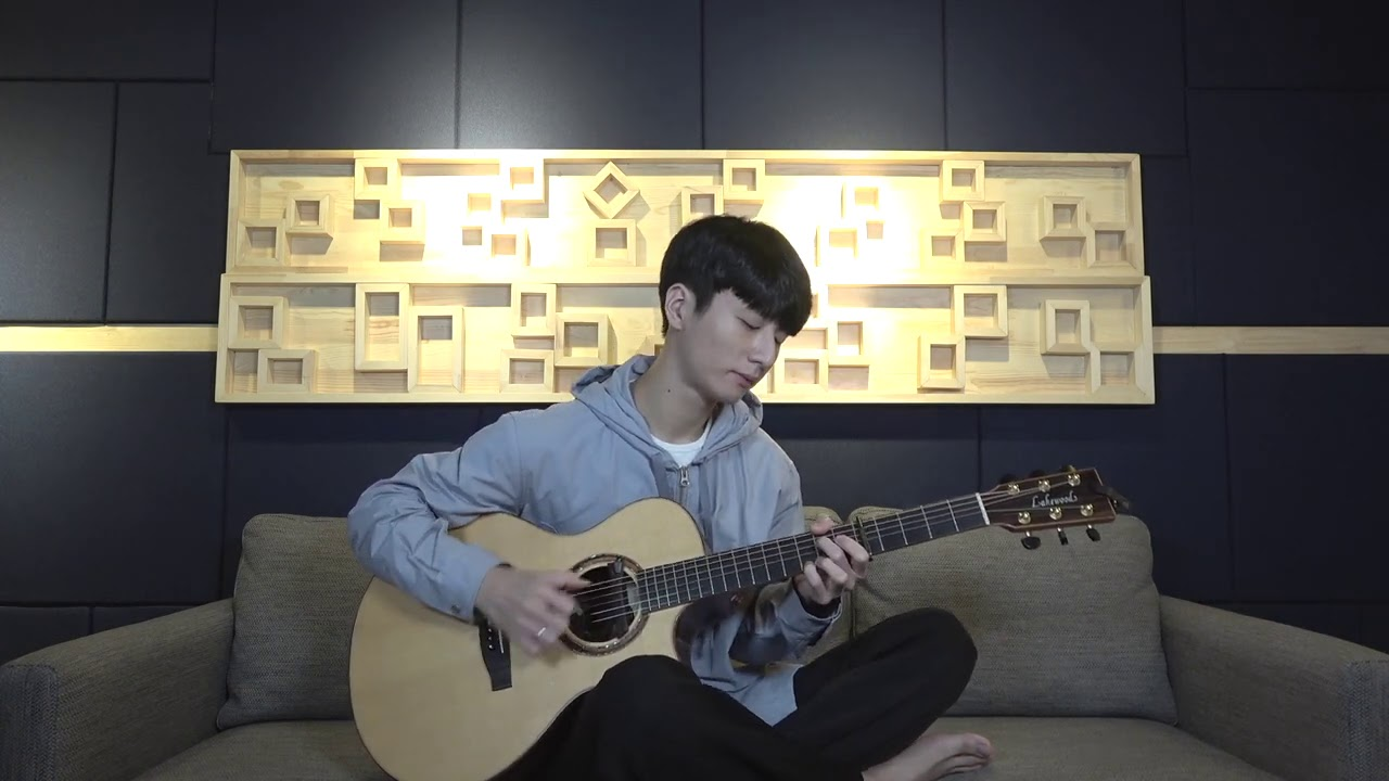 (7!!) Orange - Sungha Jung - Your Lie in April ED