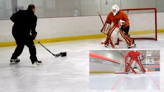 Goaltenders BFF - Dynamic Lateral Positioning - Pulling It All Together