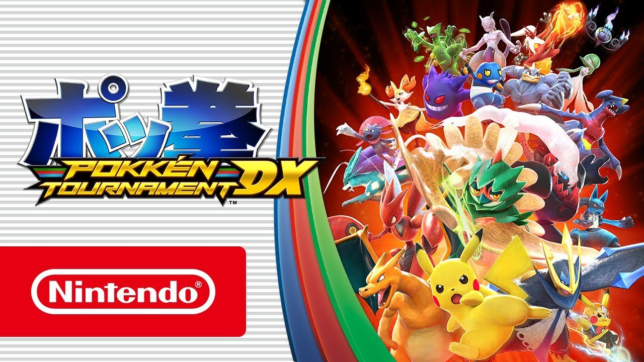 Pokken Tournament Dx Trailer De Lanzamiento Nintendo Switch