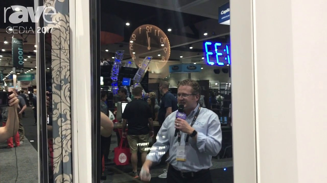 CEDIA 2017 Clear View Shows Off Bathroom TV In Mirror Solution