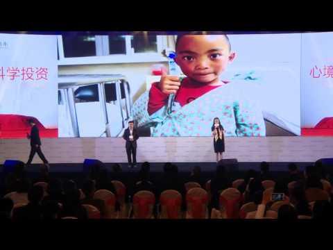 Jasper Capital International 2015 Conference Charity Speech