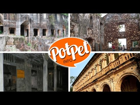 10 Fascinating & Historical Ruins in Malaysia